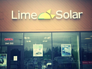 Lime Solar Opens New Location