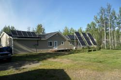 North Pole Residential Solar