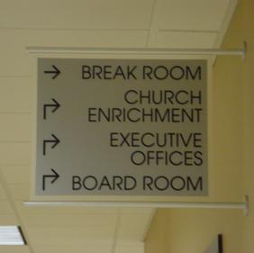 AofG headquarters directional