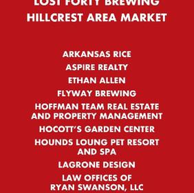 HarvestFest 2019 Sponsor banner