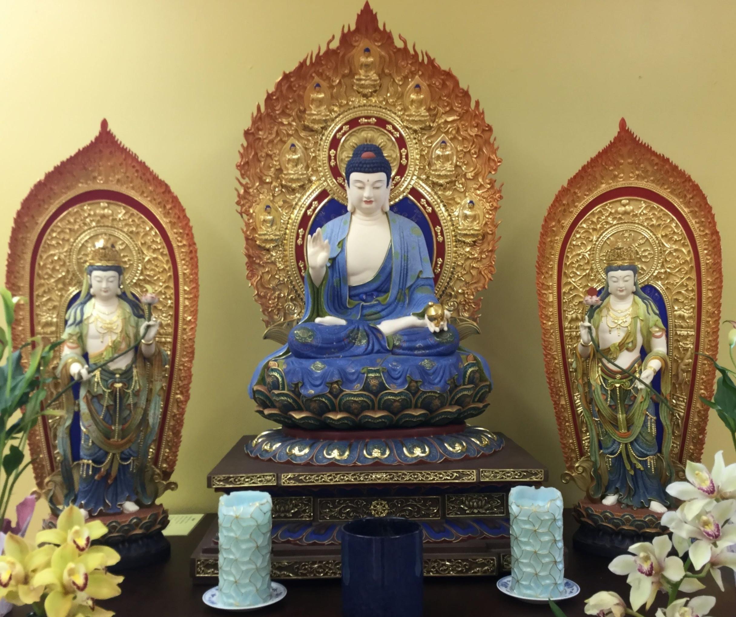 Medicine Buddha Ceremony  藥師佛法會