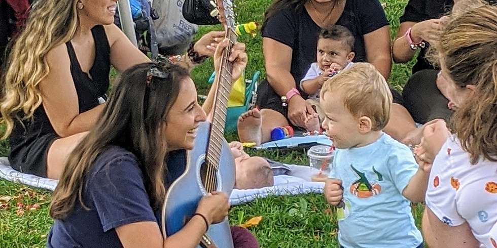 Little Tunes in the Park with Miya! (1)