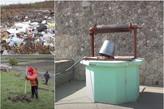(video) Apă din fântâni și gunoiști neconforme. Cu ce probleme de mediu se confruntă satele