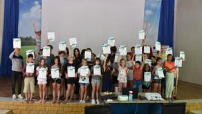 Peste 150 de copii din raionul Ialoveni au participat la instruiri despre educația ecologică