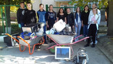 (foto) Toamna se numără deșeurile electronice.
