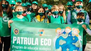 Lansare proiect Patrula ECO - program de educație ecologică și implicare civică