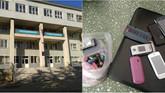 """(foto) """"Am aruncat 2,5 kg de tehnică uzată."""" O tânără din Bălți reciclează dispozitivele electronice"""