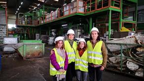 (Foto) Echipa Hai Moldova în vizită la Green Group Buzău