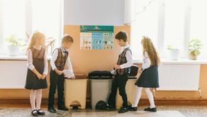 Lansare proiect Școala ECO - crearea sistemului integrat de gestionare a deșeurilor.