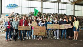 10 ani de Hai Moldova: peste 350 000 de voluntari și patru campanii naționale.