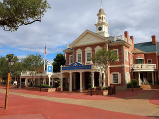 Liberty Square at Magic Kingdom