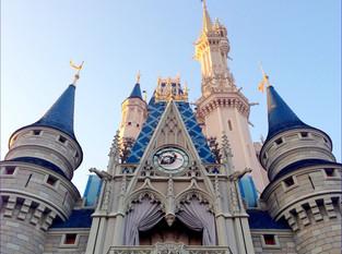 Fantasyland at Magic Kingdom