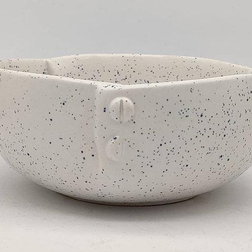 White Parafeit Bowl