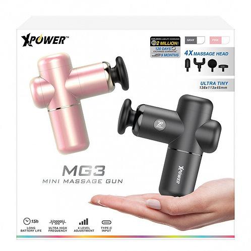 XPower MG3 Mini Massage Gun