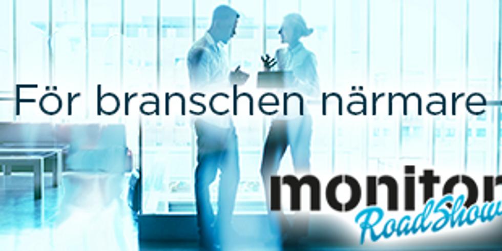 Monitor Roadshow Malmö