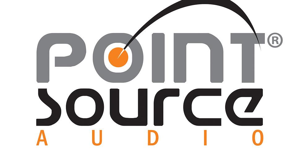 Seminarium Point Source Audio
