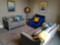Counselling Room 2 at Lincoln Counselling Centre