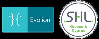 Evalion SHL Greece and Cyprus logo