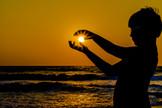 Son with Sun