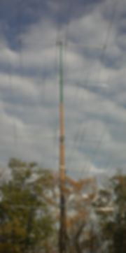 SuperBertha Big Bertha World's Strongest Antenna Tower N2NY