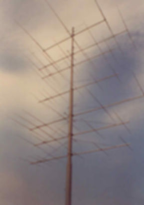 SuperBertha Big Bertha World's Strongest Antenna Tower W3TX