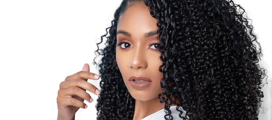 Sasha Curl Natural Hair Clip Ins (3b/3c)