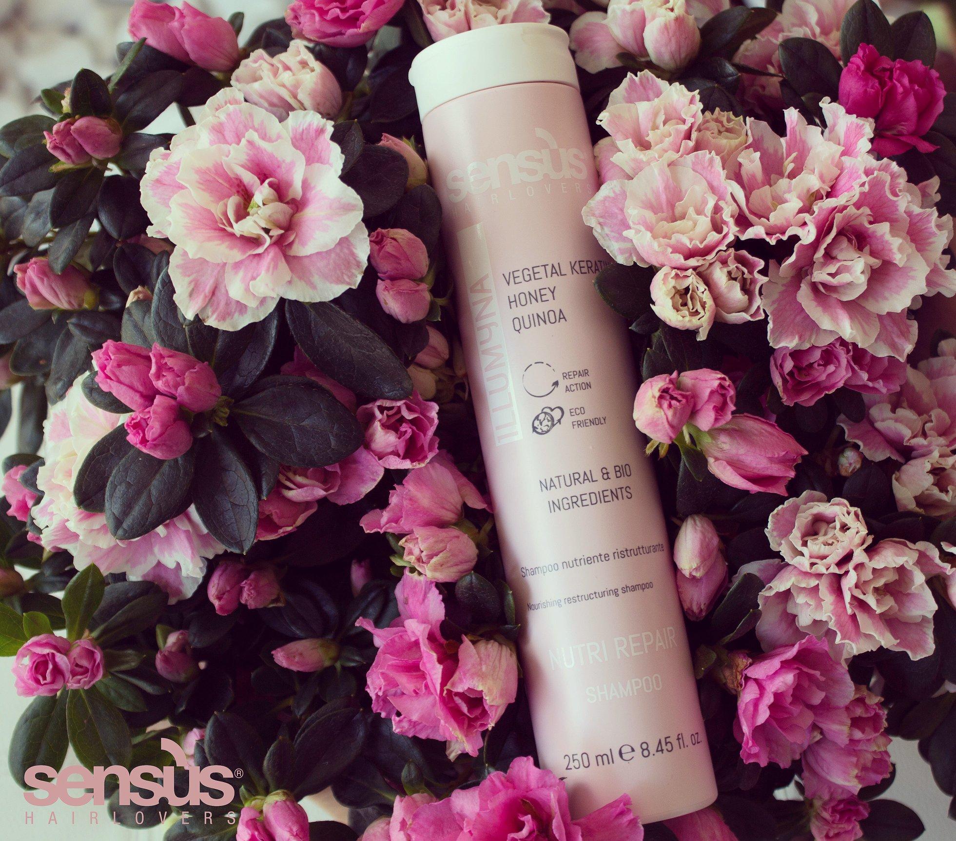 nutri repair shampoo