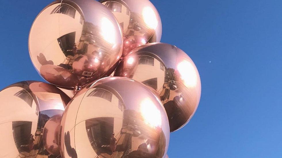 TBD. Metal Balloon Bouq