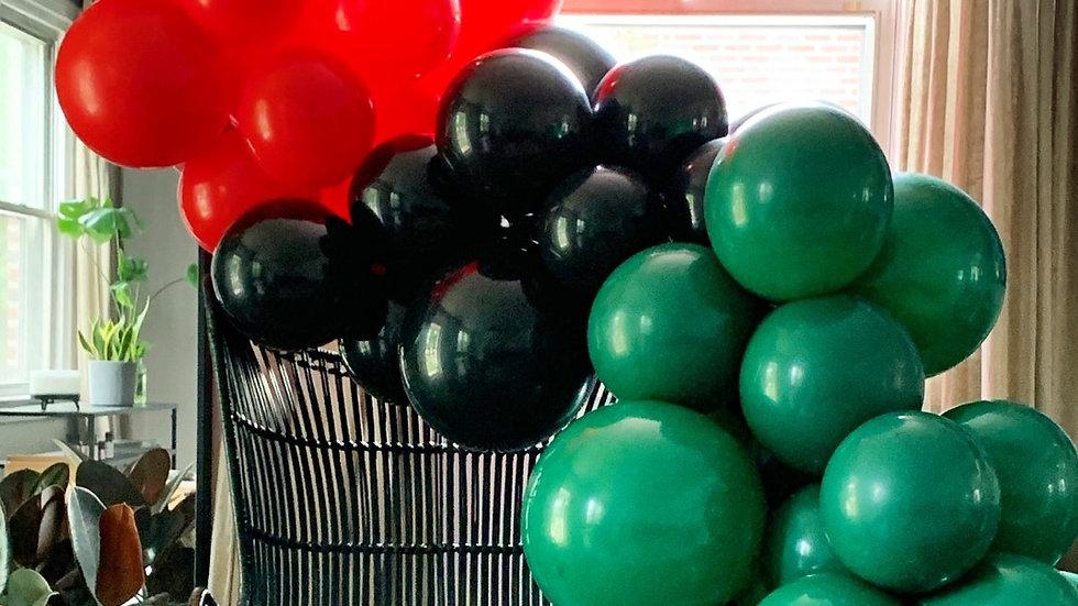 TBD Juneteenth Balloon Garland