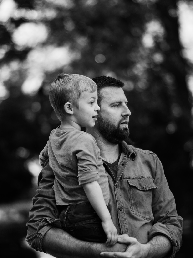 Photo Pére et fils