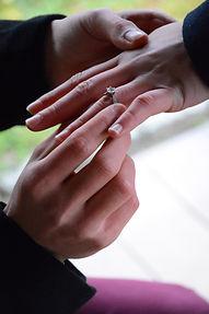 Photo demande en mariage