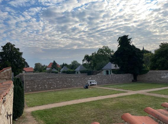 Kloster Drübeck   Keep Moving   Taiji-Therapie   Training im Kloster bei Bewegungsstörunge