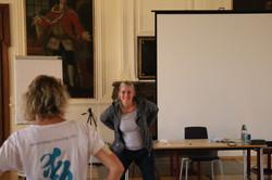 Keep Moving   Taiji-Therapie   Kloster Huysburg 2020