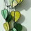 "Thumbnail: The ""unkillable"" houseplant! // stained glass // suncatcher"