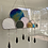 "Thumbnail: ""Rain, rain, go away!"" // stained glass cloud // suncatcher"