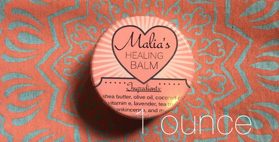 "malia's original ""healing balm"" // 1 ounce tin"