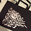 Thumbnail: Chrysanthemum // large tote // choice of color