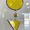 Thumbnail: Bright yellow geometric shapes // suncatcher
