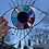 """Thumbnail: """"Eye see you"""" // stained glass // suncatcher"""