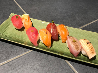 October Sushi Night on Thursday 17th/31st