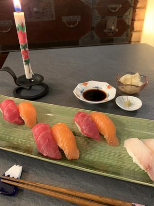 June Sushi Night