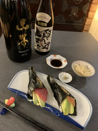 January Sushi Night on Thursday 14th, 21st and 28th
