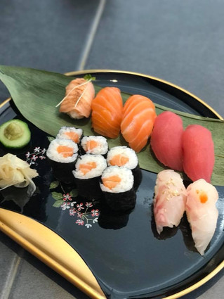 May Sushi night on Thursday 9th and 23rd May