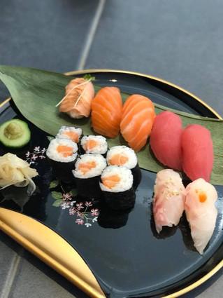December Sushi night