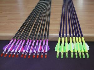 XX75 and Jazz arrows