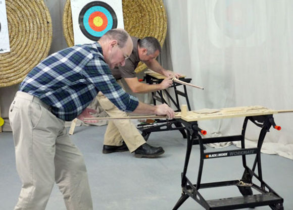 Make your own longbow | Archery Centre | Leighton Buzzard
