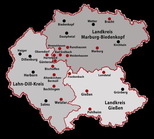 Jugendkreise im Mittelhessen-Kreis