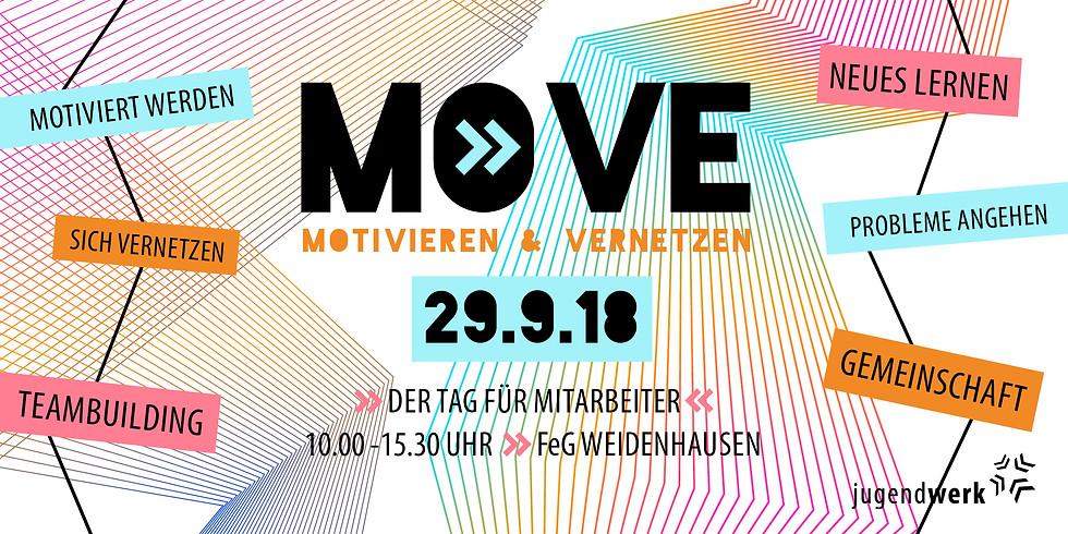 MOVE-der Jugendwerks-Mitarbeitertag