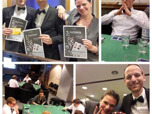 Jens Leidecker gewinnt das 4. Poker-Turnier
