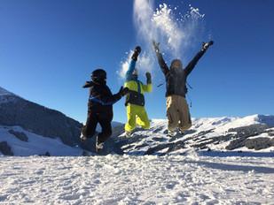 Ski-Freizeit Silvester 2017 / 2018